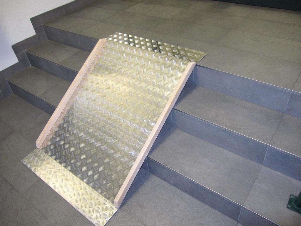 Sliske til trappe